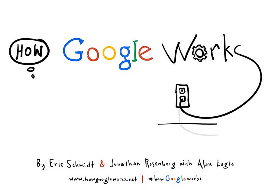How Google Works: Culture, Values, and Leadership
